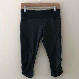 Lululemon Scrunch Capri Pants